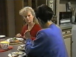 Sharon Davies, Hilary Robinson in Neighbours Episode 0993