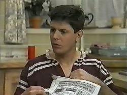 Joe Mangel in Neighbours Episode 0995