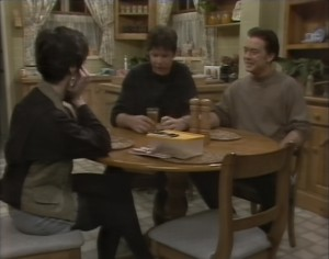Kerry Bishop, Joe Mangel, Matt Robinson in Neighbours Episode 1224