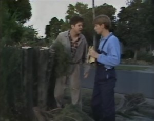 Joe Mangel, Ryan McLachlan in Neighbours Episode 1224