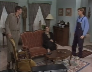 Joe Mangel, Dorothy Burke, Ryan McLachlan in Neighbours Episode 1224