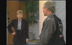 Beverly Marshall, Jim Robinson in Neighbours Episode 1242
