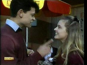 Josh Anderson, Melissa Jarrett in Neighbours Episode 1281