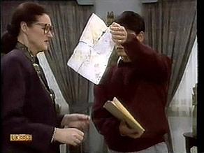 Dorothy Burke, Josh Anderson in Neighbours Episode 1281