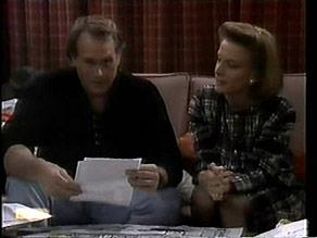 Doug Willis, Felicity Brent in Neighbours Episode 1281