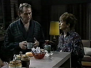 Doug Willis, Pam Willis in Neighbours Episode 1282