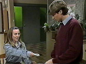Gemma Ramsay, Ryan McLachlan in Neighbours Episode 1282