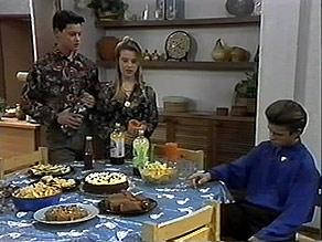 Josh Anderson, Melissa Jarrett, Todd Landers in Neighbours Episode 1283