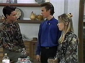Josh Anderson, Todd Landers, Melissa Jarrett in Neighbours Episode 1283