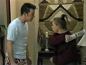 Matt Robinson, Gemma Ramsay in Neighbours Episode 1283
