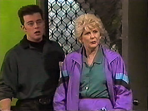 Matt Robinson, Madge Bishop in Neighbours Episode 1283