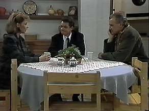 Beverly Robinson, Paul Robinson, Jim Robinson in Neighbours Episode 1283