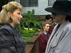 Beverly Marshall, Melissa Jarrett, Josh Anderson, Dorothy Burke in Neighbours Episode 1283