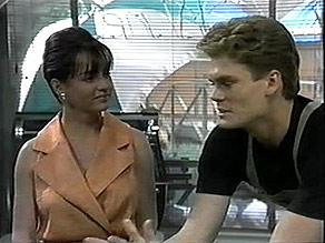 Caroline Alessi, Adam Willis in Neighbours Episode 1397