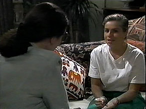 Dorothy Burke, Lucy Robinson in Neighbours Episode 1397