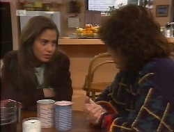 Beth Brennan, Pam Willis in Neighbours Episode 1997