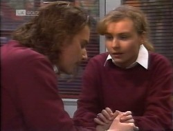Darren Stark, Debbie Martin in Neighbours Episode 1997
