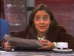 Beth Brennan in Neighbours Episode 1997
