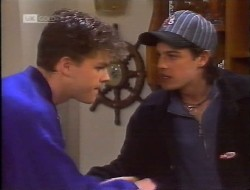 Michael Martin, Rick Alessi in Neighbours Episode 1997
