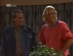 Doug Willis, Brad Willis in Neighbours Episode 1998