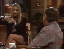 Lucy Robinson, Doug Willis in Neighbours Episode 1998