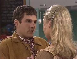 Mark Gottlieb, Annalise Hartman in Neighbours Episode 2000
