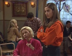 Annalise Hartman, Helen Daniels, Mark Gottlieb, Beth Brennan, Paul Robinson in Neighbours Episode 2000