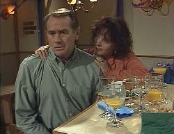 Doug Willis, Pam Willis in Neighbours Episode 2000