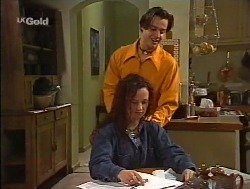 Cody Willis, Rick Alessi  in Neighbours Episode 2236