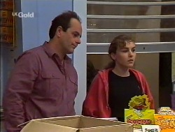 Philip Martin, Debbie Martin in Neighbours Episode 2237
