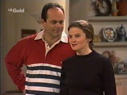Philip Martin, Julie Martin in Neighbours Episode 2239