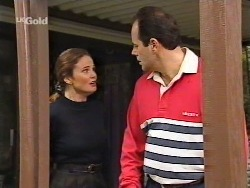 Julie Martin, Philip Martin in Neighbours Episode 2239