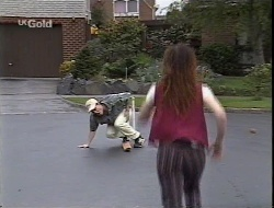 Rick Alessi, Cody Willis in Neighbours Episode 2291