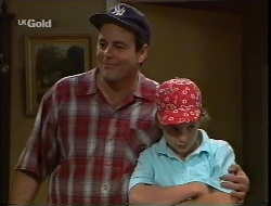 Philip Martin, Hannah Martin in Neighbours Episode 2308