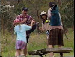 Hannah Martin, Philip Martin, Susan Kennedy, Billy Kennedy in Neighbours Episode 2308