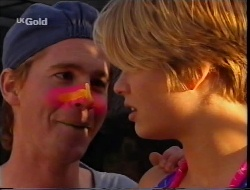 Brett Stark, Danni Stark in Neighbours Episode 2308