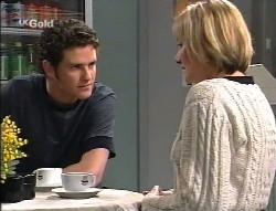 Luke Handley, Jen Handley in Neighbours Episode 2526