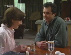 Kate Cornwall, Karl Kennedy in Neighbours Episode 2528