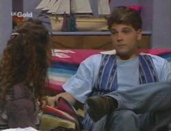 Cody Willis, Mark Gottlieb in Neighbours Episode 2528