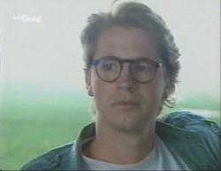 Brett Stark in Neighbours Episode 2528