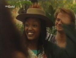 Susan Kennedy, Rachel, Brett Stark in Neighbours Episode 2529