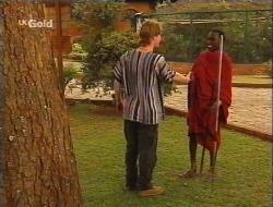 Brett Stark in Neighbours Episode 2529