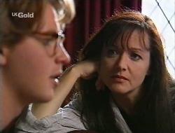 Brett Stark, Susan Kennedy in Neighbours Episode 2529