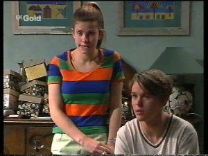 Anne Wilkinson, Billy Kennedy in Neighbours Episode 2755