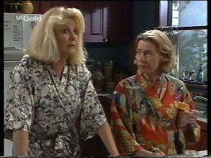 Madge Bishop, Helen Daniels in Neighbours Episode 2755