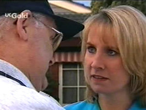 Harold Bishop, Ruth Wilkinson in Neighbours Episode 2922