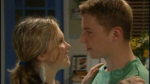 Janae Timmins, Boyd Hoyland in Neighbours Episode 4896