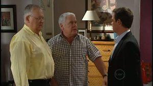Harold Bishop, Lou Carpenter, Paul Robinson in Neighbours Episode 4896