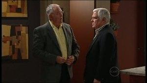 Harold Bishop, Lou Carpenter in Neighbours Episode 4897
