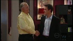 Harold Bishop, Paul Robinson in Neighbours Episode 4897